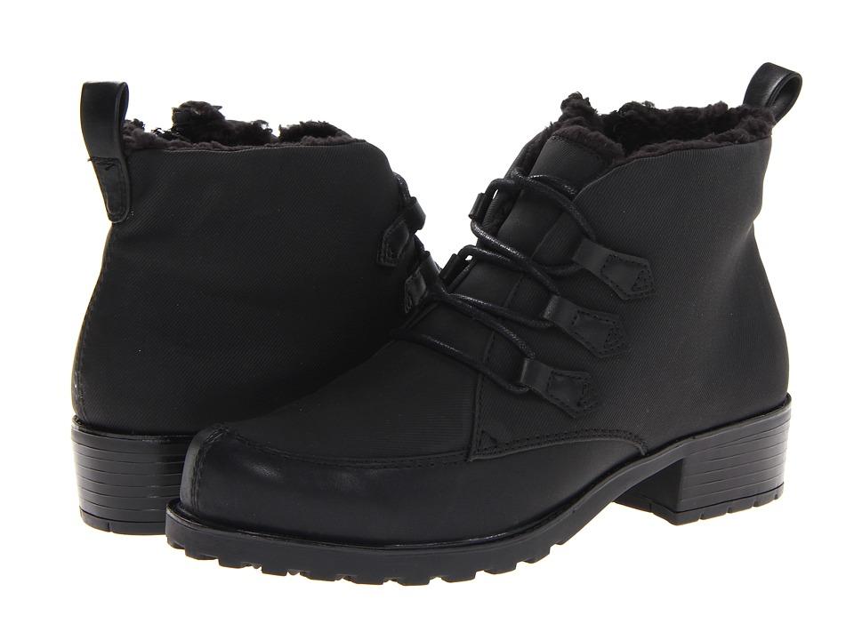 Trotters Snowflakes III (Black) Women