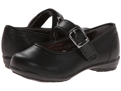 Kenneth Cole Reaction Kids - Fly School Jr (Toddler/Little Kid) (Black) Girls Shoes