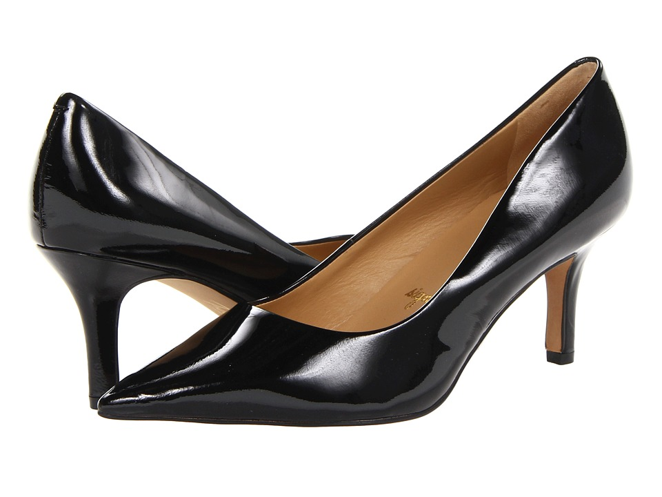 Trotters - Alexa (Black Patent Leather) High Heels