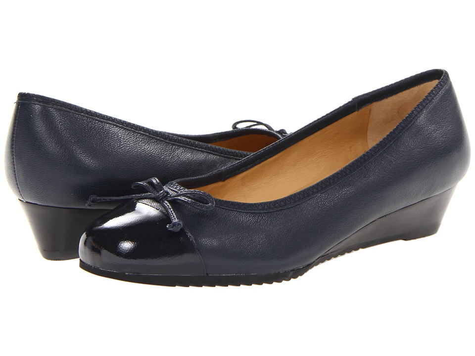 Trotters - Lilly (Navy) Women