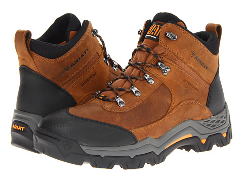 Ariat - WorkHog Trek 5 H20 (Brown) Men