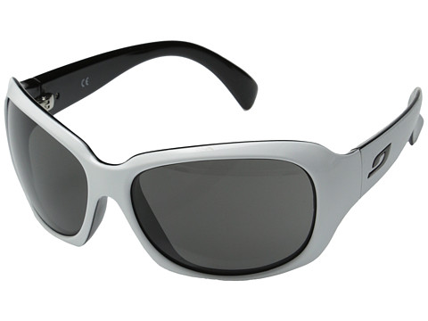Julbo Eyewear - Julbo Bora Bora Sunglass (White/Black) Fashion Sunglasses