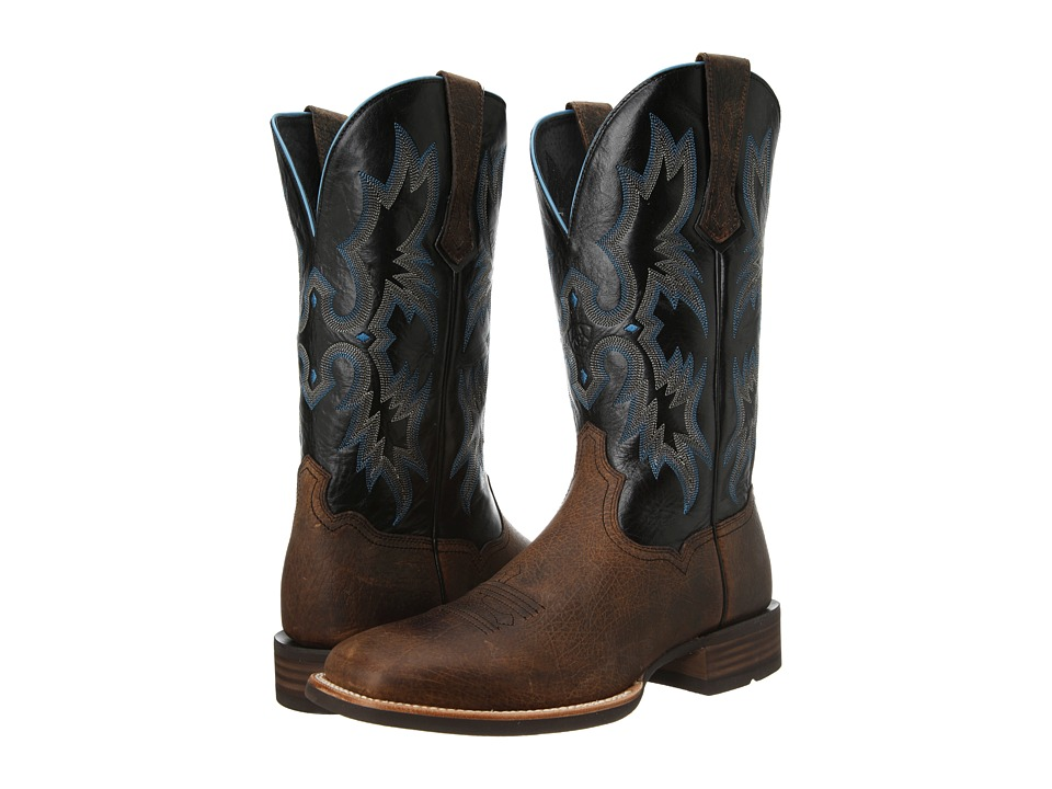 Ariat - Tombstone (Earth/Black) Cowboy Boots