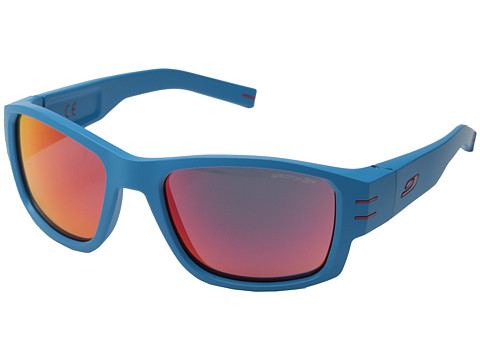 Julbo Eyewear - Julbo Kaiser Sunglass (Matt Blue) Fashion Sunglasses