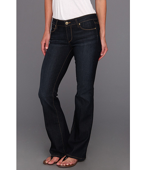 Paige - Petite Skyline Boot in Carson (Carson) Women's Jeans