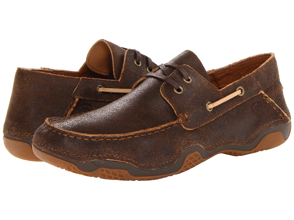 Ariat - Caldwell (Weathered Wood) Men