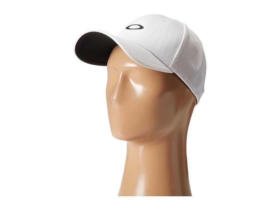 Oakley - Silicon Oakley Cap 2.0 (White) Caps