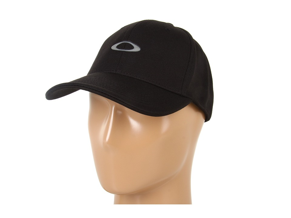 Oakley - Silicon Oakley Cap 2.0 (Black) Caps