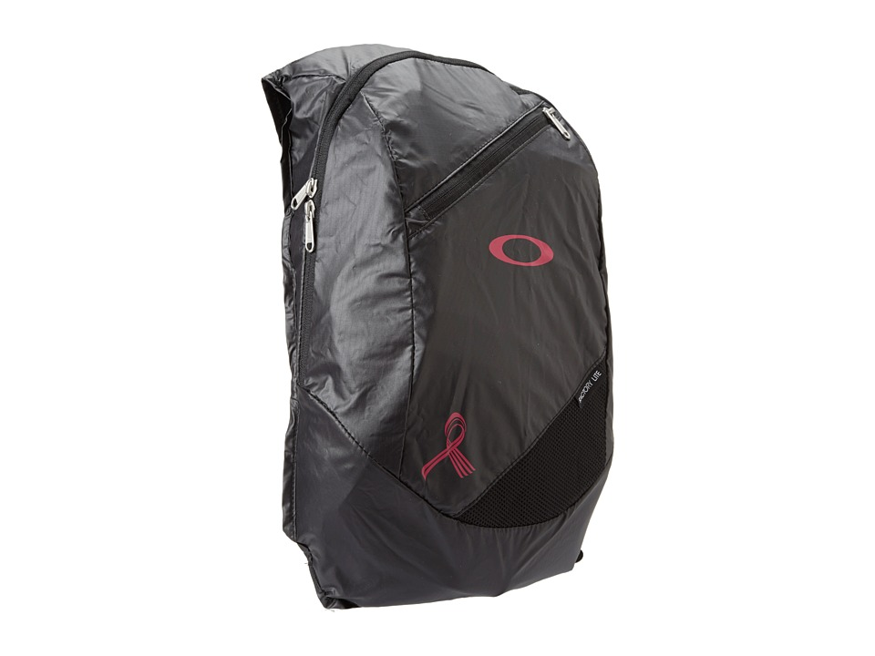 Oakley - YSC Packable Backpack (Jet Black) Backpack Bags