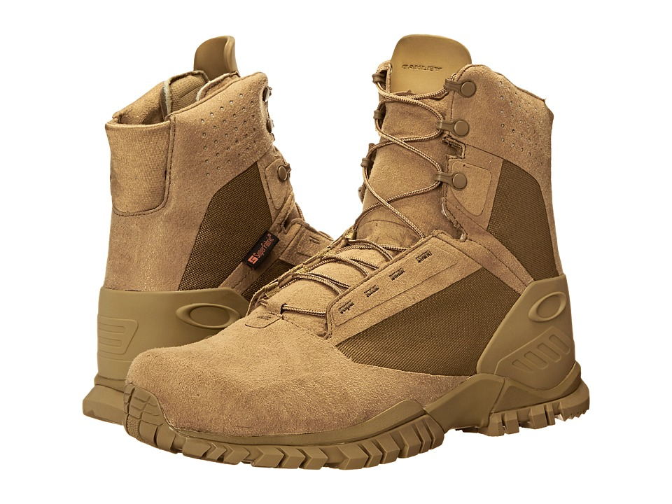 Oakley - SI-6 Lightweight Military Boot 6 Inch (Coyote) Men's Boots
