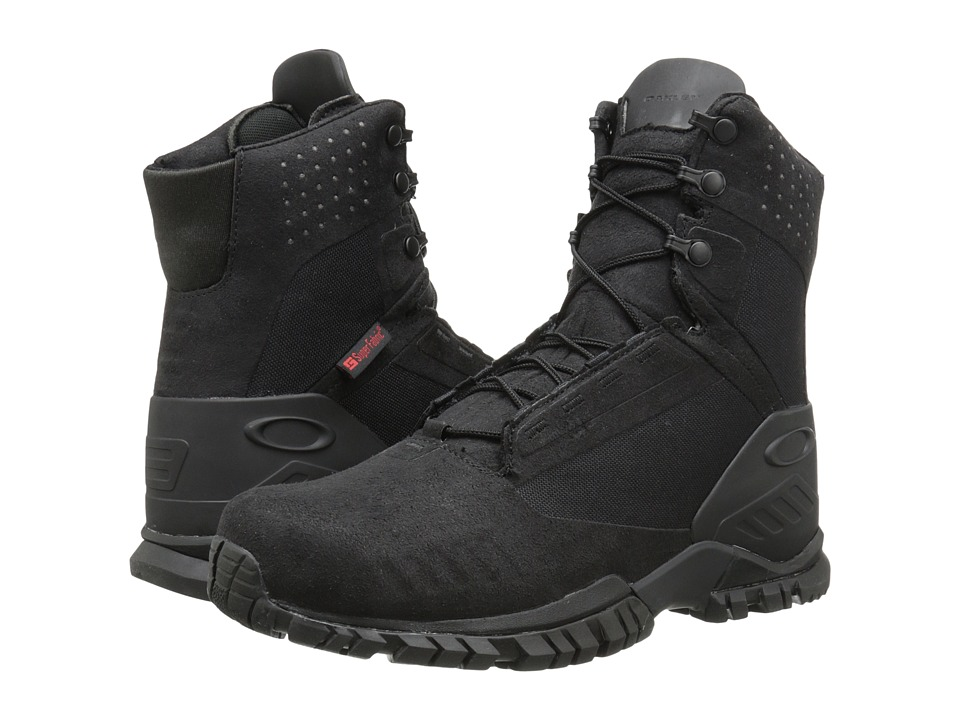 Oakley - SI-6 Lightweight Military Boot 6 Inch (Black) Men's Boots