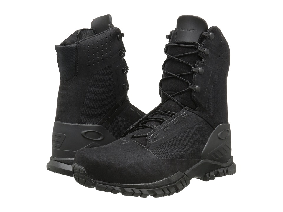Oakley - SI-8 Lightweight Military Boot 8 Inch (Black) Men's Boots