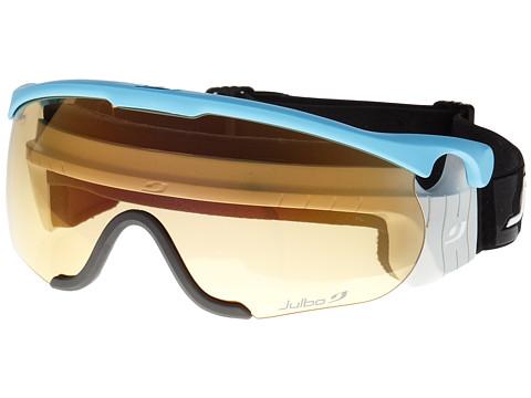 Julbo Eyewear - Sniper M (Matt Blue/Zebra Lens) Goggles