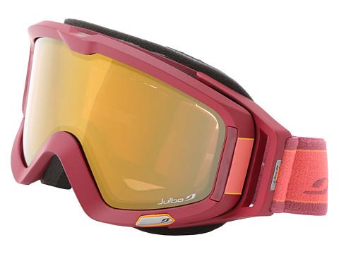 Julbo Eyewear - Meteor (Red/Zebra Lens) Goggles