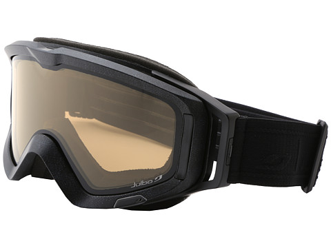 Julbo Eyewear - Meteor (Full Black/Camel Lens) Goggles