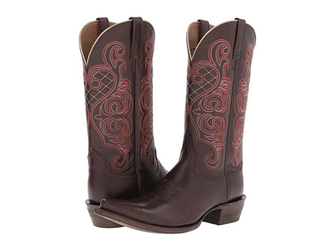 Ariat - Bright Lights (Mahogany) Cowboy Boots