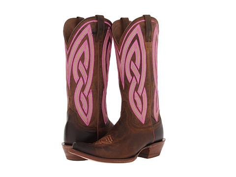 Ariat - Riata (Sassy Brown) Cowboy Boots