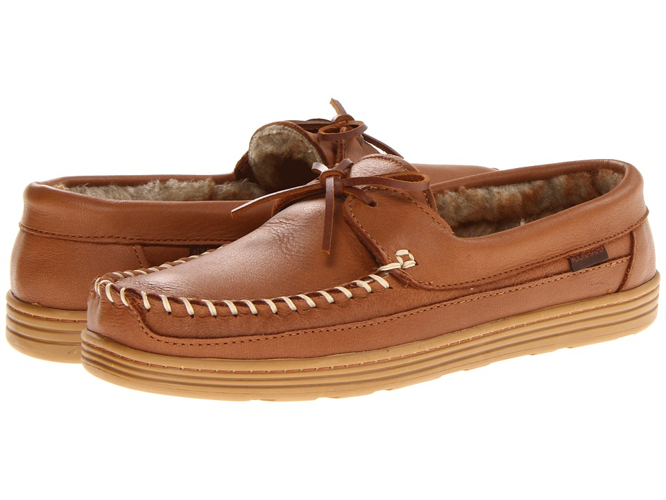 Dunham Chalet Elk Moc (Tan) Men