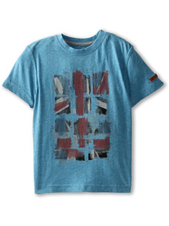 SALE! $16.99 - Save $13 on Ben Sherman Kids Terry Tee (Little Kids) (Blue Bleu) Apparel - 43.37% OFF $30.00