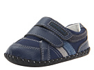 pediped Charleston Original (Infant) (XNavy Leather/Suede)