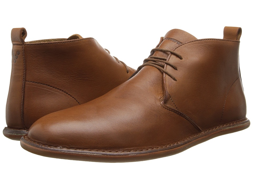 Vivobarefoot - Porto (Leather Tan) Men