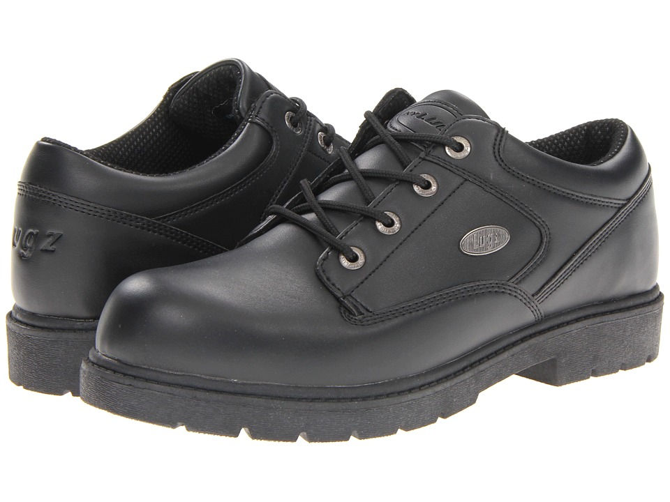 Lugz Rebel SR (Black) Men