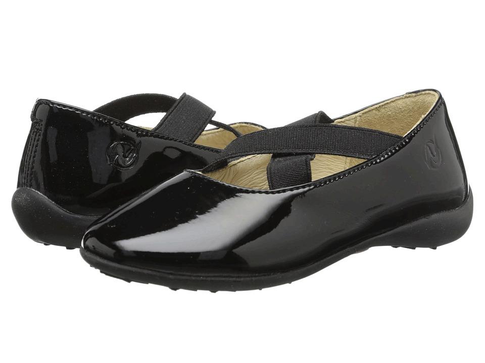 Naturino - Nat. 2815 (Toddler/Little Kid/Big Kid) (Black Patent) Girl's Shoes