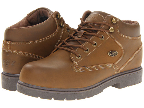 Lugz - Zone Hi SR (Brown/Light Brown/Natural Leather) Men