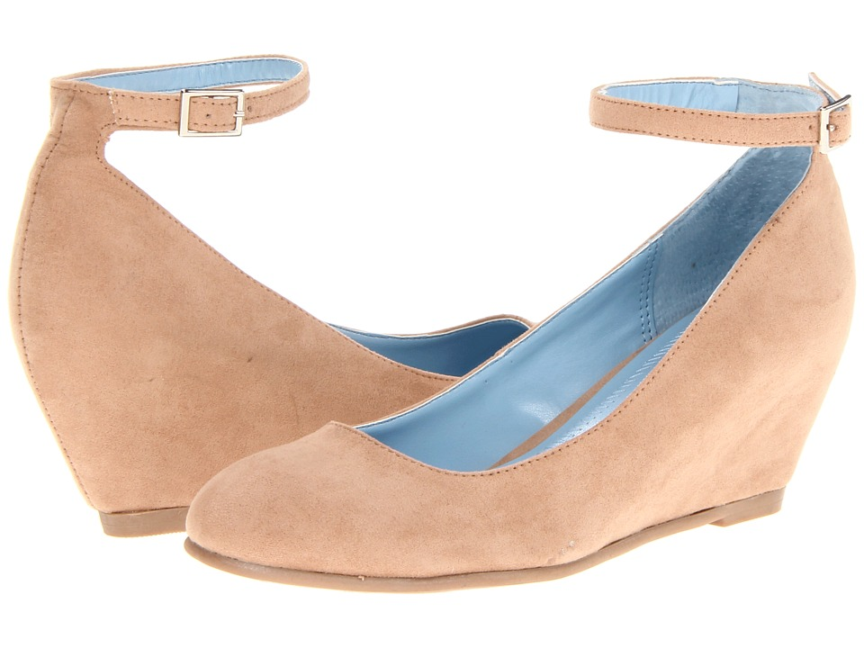 Chinese Laundry - Abstract (Natural Suede) High Heels