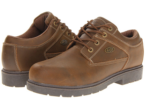 Lugz - Savoy (Brown/Light Brown Natural Leather) Men