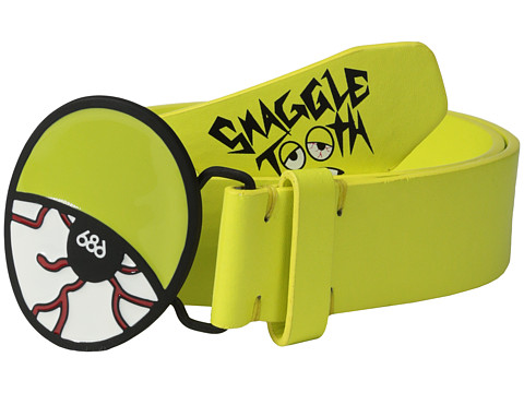 686 - Snaggle Tooth Belt (Acid) Men