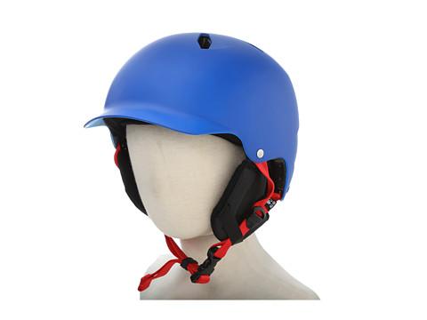 Bern - Bandito (Matte Cobalt Blue w/Black Liner) Skateboard Helmet