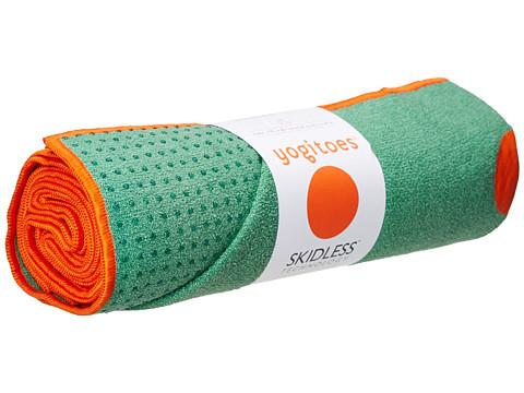 Manduka Chakra rSkidless by yogitoes (Green) Athletic Sports Equipment