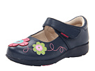 pediped Sadie Flex (Toddler/Little Kid) (Navy)
