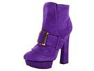 Alexander McQueen - Geo Boot 130 (Purple) - Footwear