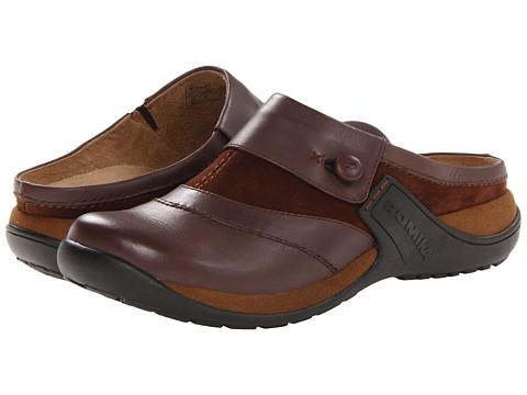 Romika - Milla 81 (Espresso) Women's Clog/Mule Shoes