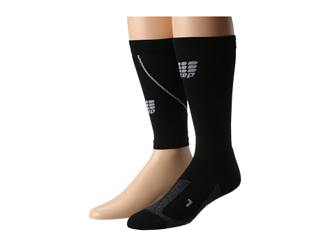CEP - Run + Recover Pack (Black/Black) Running Sports Equipment
