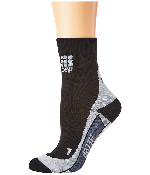CEP - Dynamic+ Run Socks (Black/Gray) Athletic Sports Equipment