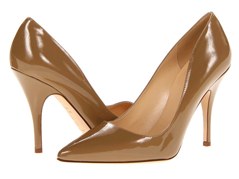 Kate Spade New York - Licorice (Camel Patent) High Heels