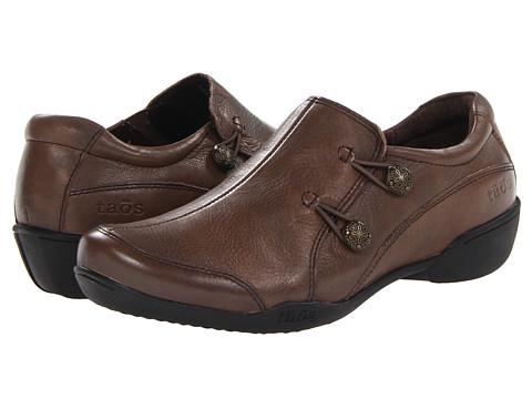 taos Footwear - Encore (Dark Taupe) Women's Shoes