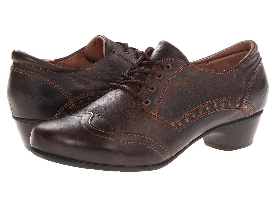 taos Footwear - Macarena (Chocolate) Women's Shoes