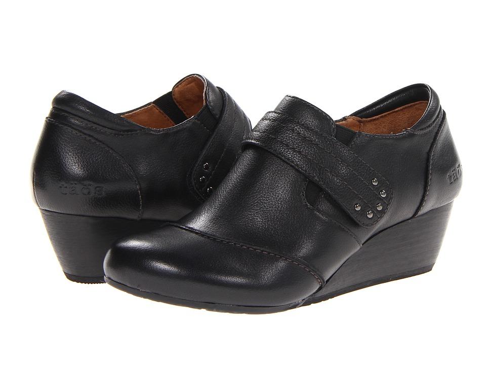 taos Footwear - Splurge (Black) Women's Shoes