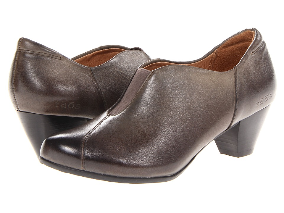 taos Footwear - Gorgeous (Grey) Women's Shoes