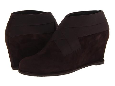 Stuart Weitzman - Be Happy (Cola Suede) Women's Pull-on Boots