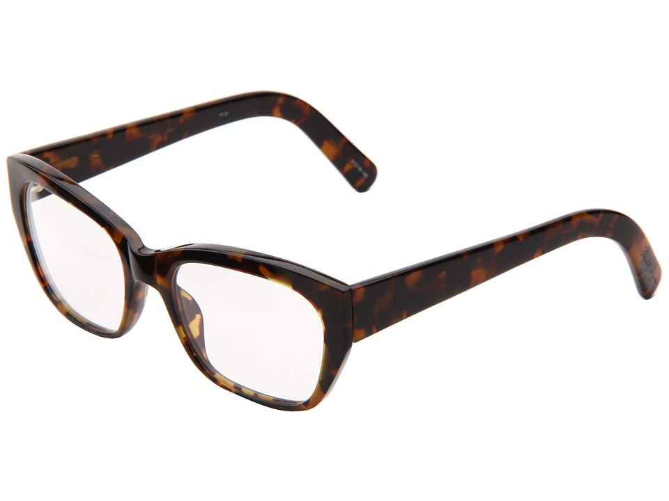 Elizabeth and James - Webster (Shiny Tortoise Shell) Fashion Sunglasses