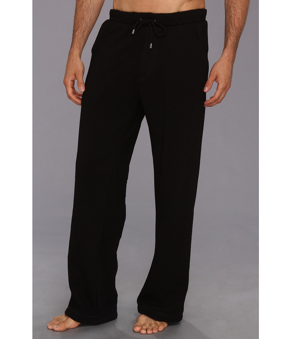 UGG - Colton Pant (Black) Men's Pajama