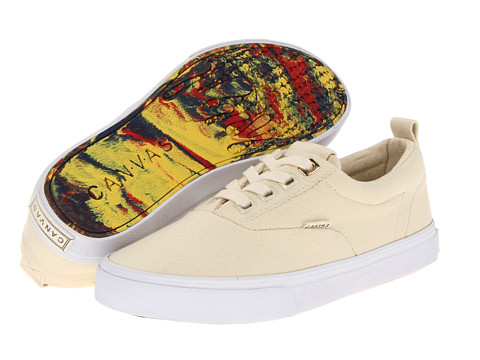 Project Canvas - Primary (Natural Canvas) Skate Shoes