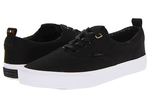 Project Canvas - Primary (Black Canvas) Skate Shoes