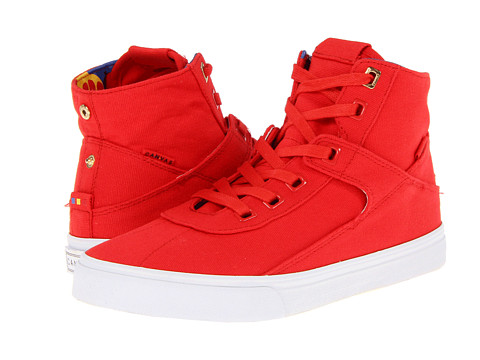 Project Canvas - Primary High (Red) Skate Shoes