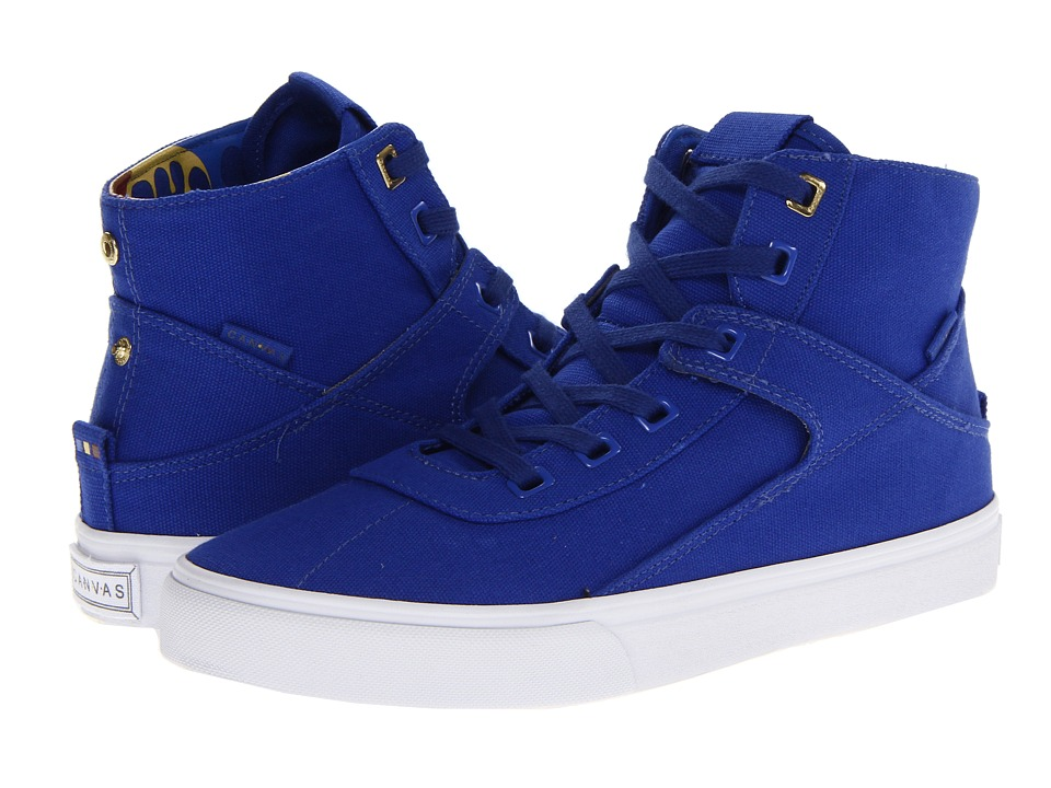 Project Canvas - Primary High (Blue Canvas) Skate Shoes